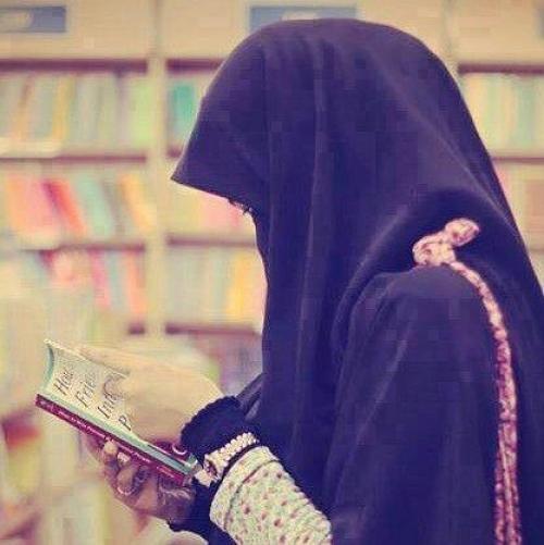 """Прическа под хиджабом. """"Бомбита"""" в хиджабе"""