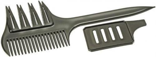 Расческа - самый необходимый и распространенный инструмент парикмахера, без нее невозможно выполнение ни одной операции по обработке волос.