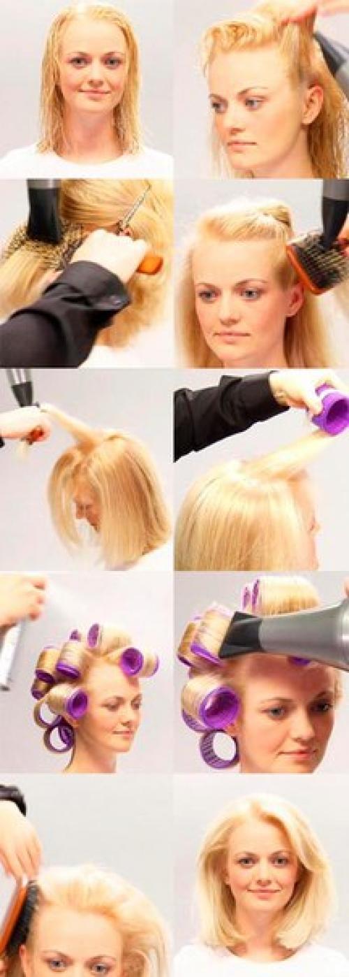 Придать волосам объем в домашних условиях 185