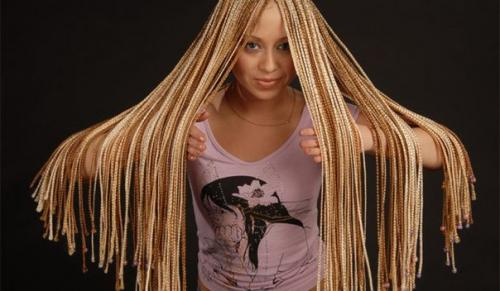 Афрокосички - Как плести, украсить и носить классические афрокосички.