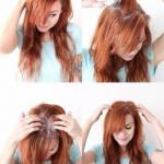 Многие девушки часто попадают в ситуации, когда волосы жирные, а помыть голову возможности нет.