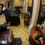 Мужская парикмахерская.  История успеха.