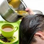 Чай для волос?
