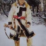 Обычаигорногоалтая.  Алтайский национальный костюм.
