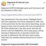 """Мобильная игра """"Ragnarok"""" объявили о том, что они сделают лису, как персонажа в игре."""