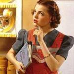 Устав идеальной жены 1955 года.
