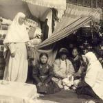 Традиция ранних браков у казахов.