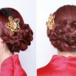 Такая укладка о китайских традициях парикмахерского ремесла напомнит.