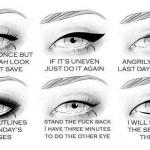 6 способов подвести глаза: