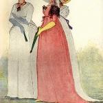Мода 19 века?
