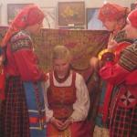 Ритуалы плетения кос.
