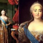 Елизавета Петровна - императрица, одержимая страстью к красивым нарядам.