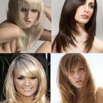 Лучшие стрижки для редких и тонких волос.