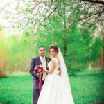 Невеста\xA0- главная героиня на свадьбе.