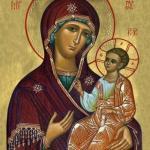Поздравляю всех с праздником очень большим, рождеством пресвятой богородицы?