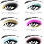 6 базовых техник для макияжа глаз.