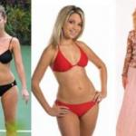 Типы женского телосложения для построения тренировочной фитнес программы и правильного питания.