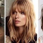 В 2017 году челка стремительно ворвалась на модный Олимп, возвращая к жизни тренд на шаловливые образы.