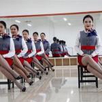 Школа выживания или как дрессируют стюардесс в Китае.
