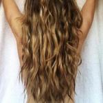 Как быстро отрастить волосы.